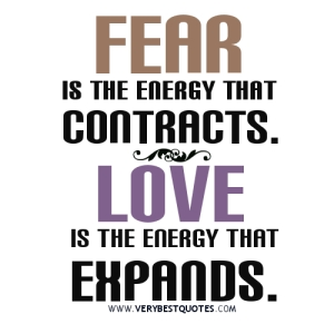 fear-and-love-quotes