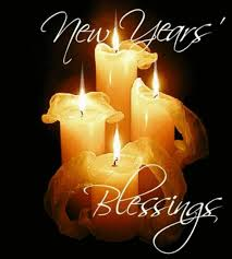 New Year's Blessings