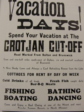 Cut-Off Advertisement