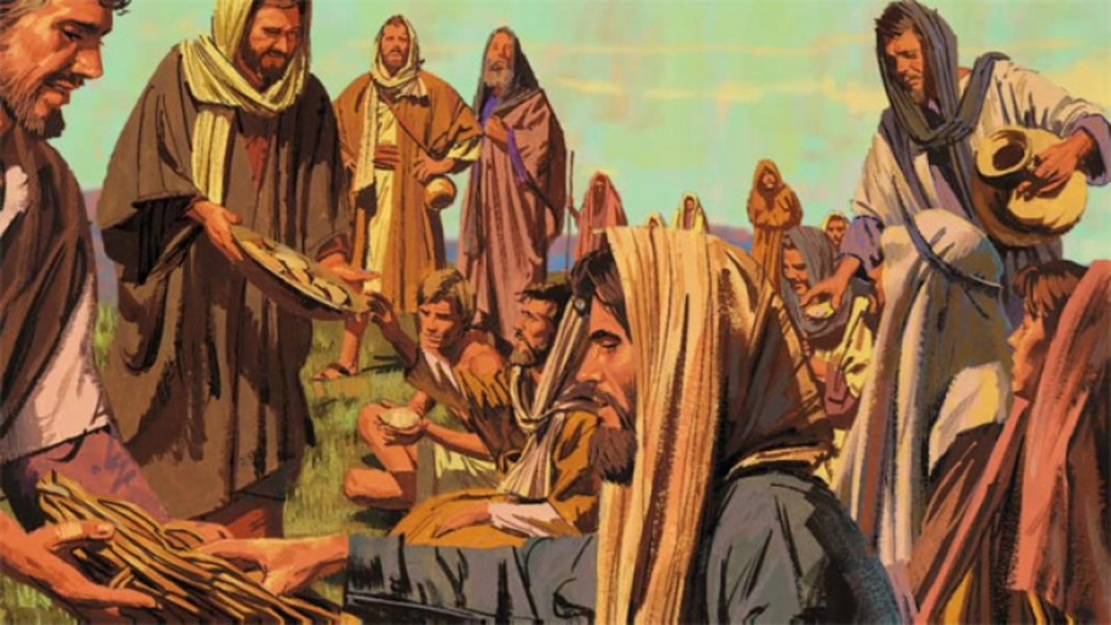 an analysis on the impeccable character of jesus The selfish giant is written following the parable of jesus and the children, where jesus tells to allow the children to go to him, for theirs is the kingdom of god.